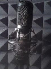 Продается конденсаторный микрофон Nady USB 1c